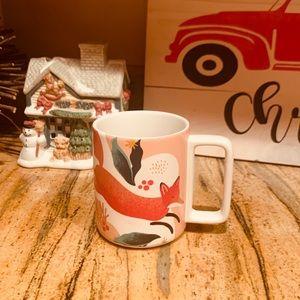 New 2019 Starbucks Holiday 🦊 Fox Mug ⭐️